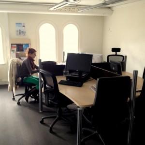 Vizita la sediul organizatiei Nor Sensus - Oslo
