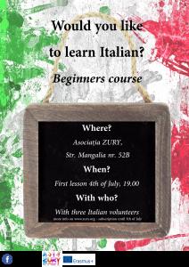 Poster italiana