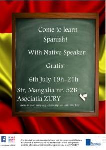 Poster spaniola